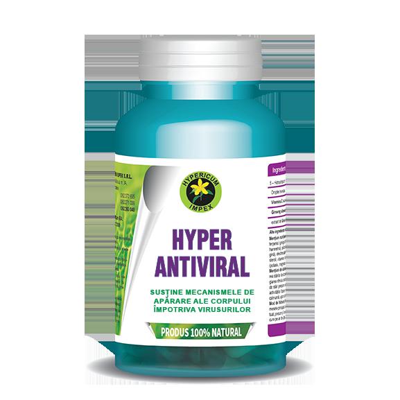 Capsule Hyper Antiviral